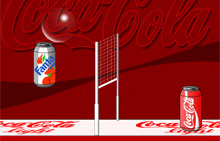 Coca-Cola Volleyball