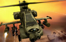 Играть Helicopter Strike Force