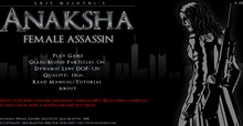 Anaksha: Female assasin