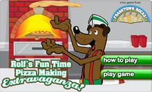 Pizza Making