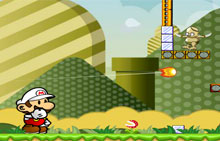 Mario Fire Bounce 2 Level Pack