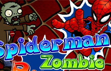 Spiderman Zombie Run
