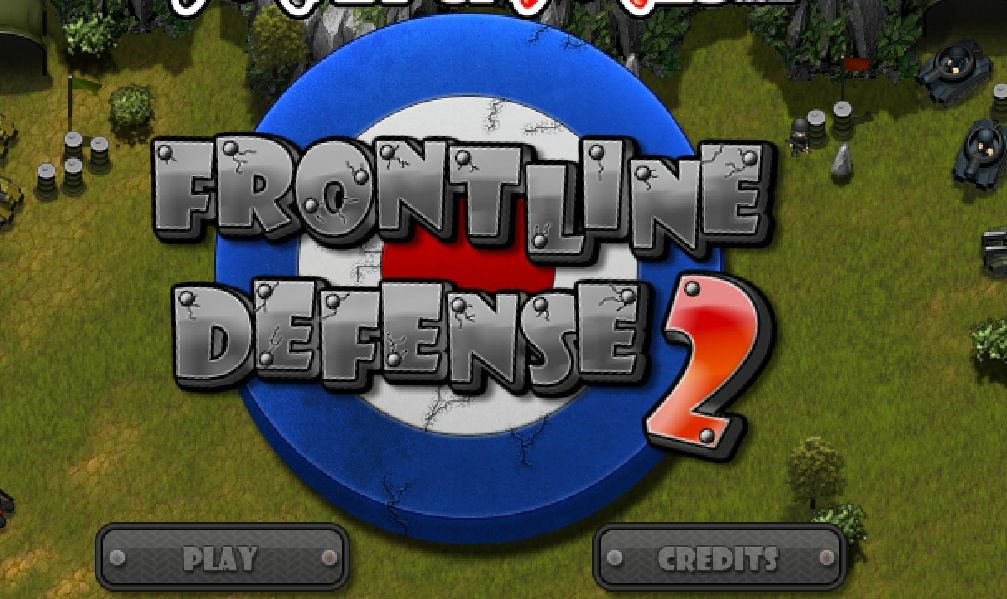 Играть Frontline Defense